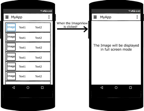 onclick android onclick android handling clicks on imageview placed inside a recyclerview stack overflow