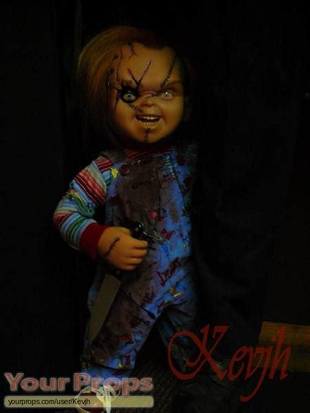 chucky movie number 1 seed of chucky chucky replica movie prop