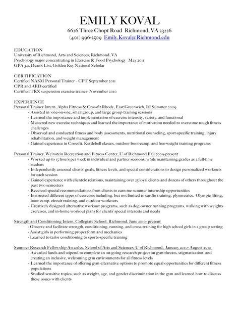 Coach K Resume by Resume