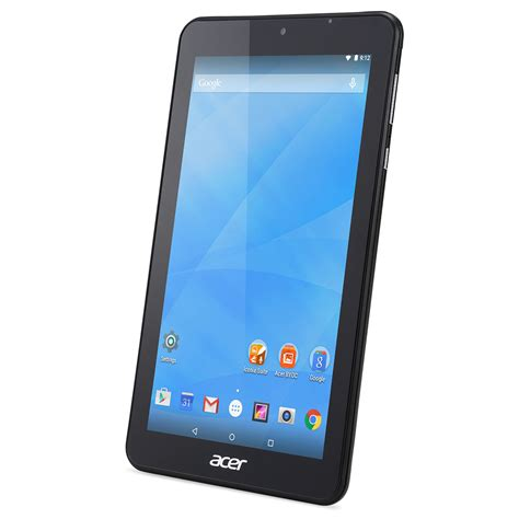 acer android tablet acer nt lbraa 001 iconia one 7 quot android tablet