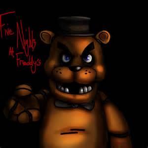 Fred bear fnaf ronvandordt info