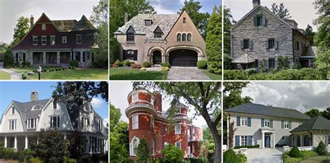 washington d c home architecture the last 260 years