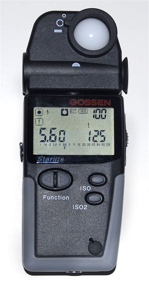 Best Light Meter by Gossen Starlite Review