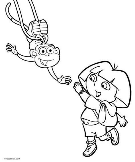 easter coloring pages dora free printable dora coloring pages for kids cool2bkids