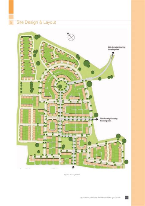 residential layout design concepts north lincolnshire residential design guide