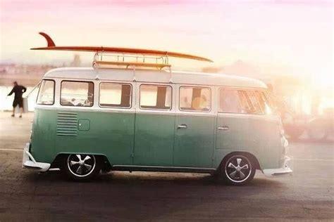 volkswagen van beach combi van surf surf vehicles pinterest volkswagen