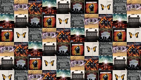 Album Cd Green Day Blink 182 Black Veil Brides blink 182 blink 182 all time low wallpaper 171 tiled desktop