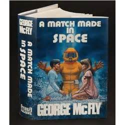 match made in manhattan a novel books dust jacket for crispin george mcfly s novel a