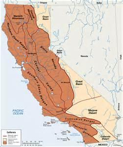 california locations map california location encyclopedia children s