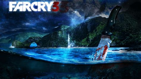 far cry game wallpaper far cry 3 wallpapers wallpaper cave