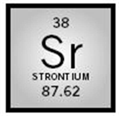strontium chemistry encyclopedia elements metal