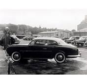 1952 Volvo Elizabeth I Vignale  Концепты