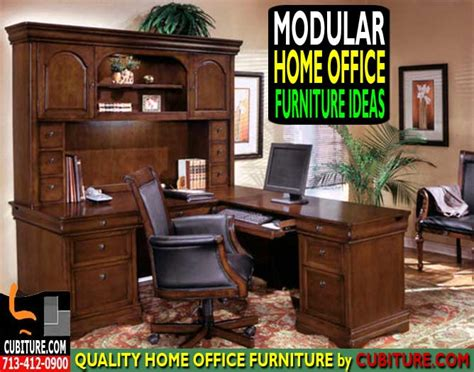 modular home office furniture systems for sale houston 290