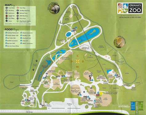 zoo map henry doorly zoo map 2011 187 omaha s henry doorly zoo gallery