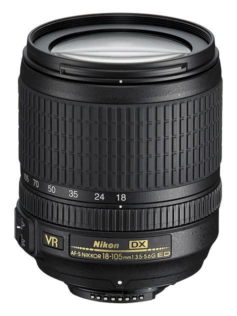 Lensa Nikkor 18 105mm Vr nikon af s dx nikkor 18 105mm f 3 5 5 6g ed vr interchangeable lens review