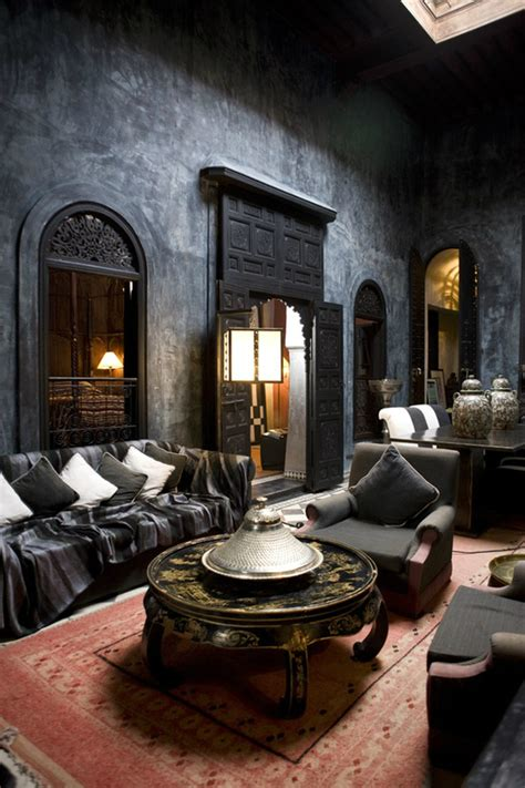 dark living rooms living room with dark dramatic walls 30 ideas decoholic