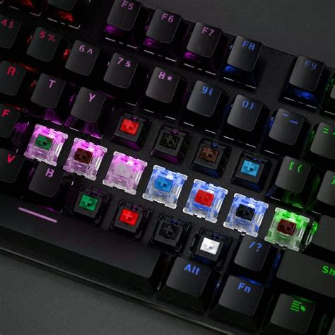 Diskon Keyboard Gaming Mechanical Imperion Mech 10 Size glorious modular gaming mechanical keyboard glorious pc gaming race
