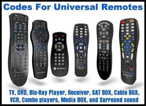 Lcd Touchscreen Polytron W2400 Set codes for universal remotes