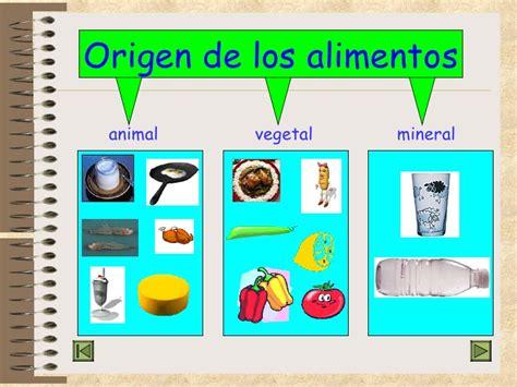 imagenes de origen animal vegetal y mineral alimentos animal vegetal y mineral alimentos ciencias