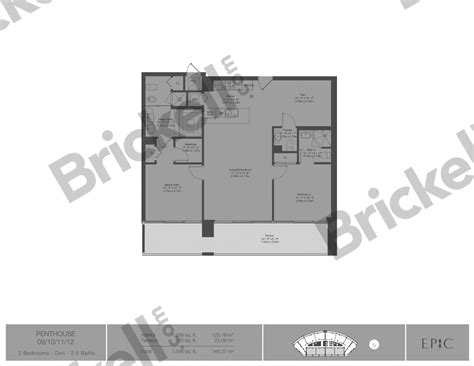 brickell on the river south floor plans 100 brickell on the river south floor plans icon