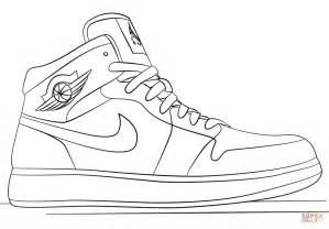 sneaker coloring book shoes coloring pages coloring coloring pages