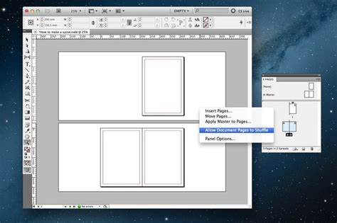 creating indesign booklet how to create a book cover spine in adobe indesign quora