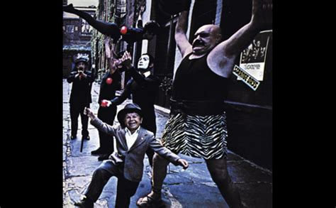 Strange Days In The News by Nyc Album Cover Locations New York Dolls Billy