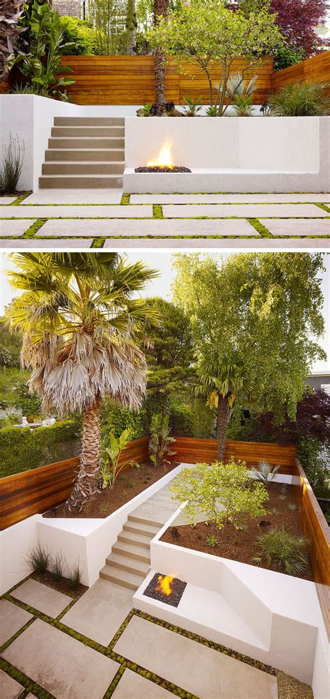 beautiful backyards 14 beautiful backyards with level difference the