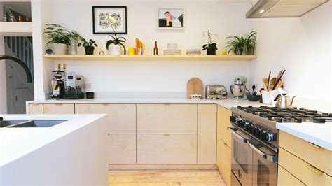 ikea kitchen furniture uk ikea kitchen cabinets hacked with plywood by company