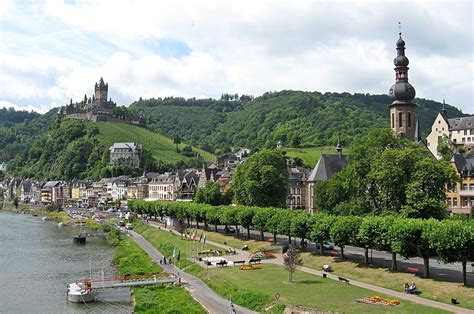 Colorful Interior by Cochem Castle The German Way Amp More