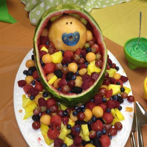 Baby Shower Fruit Basket by Baby Shower Fruit Basket Carson