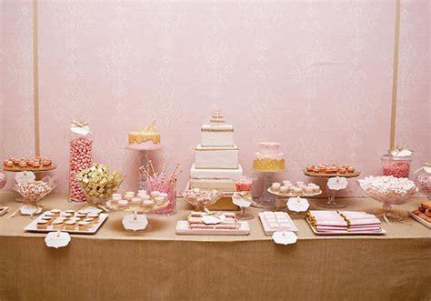 Sweet Table Ideas by De Pola Dessert Tables