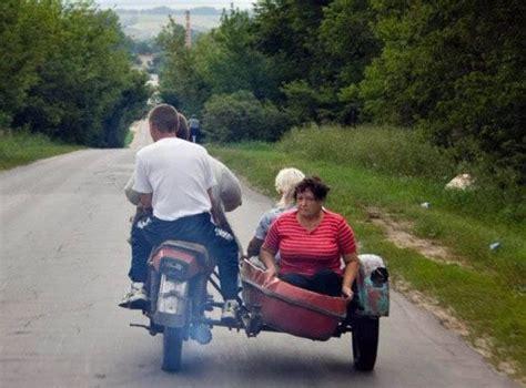 imagenes locas en moto 40 cosas wtf que solo pasan en rusia parte 8 taringa