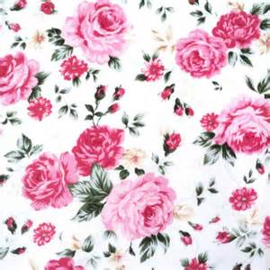 shabby chic floral fabric josephine 100 cotton fabric floral roses shabby