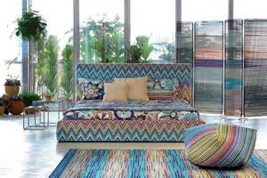 Step into the vibrant world of missoni home the italian virtuoso of