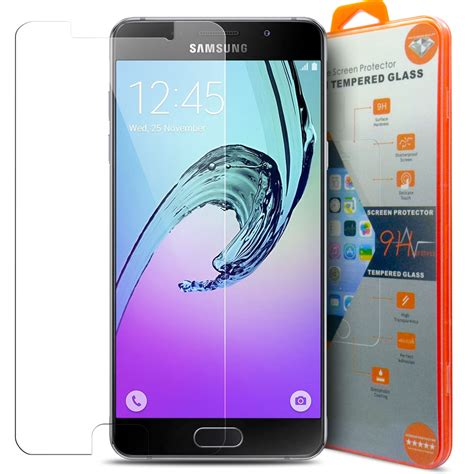 Samsung A510 2016 Tempered Glass Clear 03mm verre tremp 233 samsung galaxy a5 2016 a510 9h glass pro