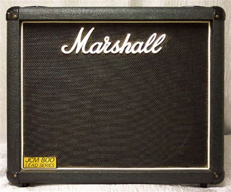 marshall jcm800 bass series cabinet marshall jcm 800 lead series 1933 1x12 cab for sale in