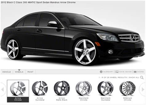 wheel visualizer wheels and rims readywheels tires