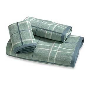 plaid bath towel bed bath beyond
