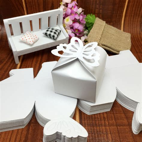 Wedding Box Decoupage by Aliexpress Buy 100 Pieces Decoupage Paper Butterfly