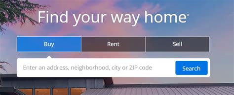 Search Home Address How Do I Search For Homes Zillow Help Center