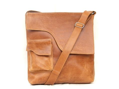 bag satchel leather messenger bag mens leather handbag