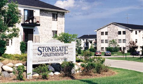 Stonegate Appartments by Stonegate Apartments 192 Units Kenosha Wisconsin