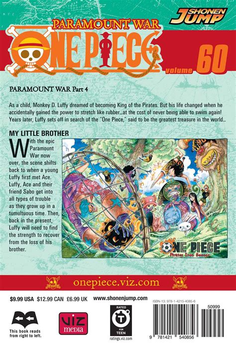 make volume 60 books one vol 60 book by eiichiro oda official
