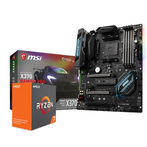 Amd Ryzen 7 1700 3 0 Socket Am4 kit upgrade pc amd ryzen 7 1700 msi x370 gaming pro carbon