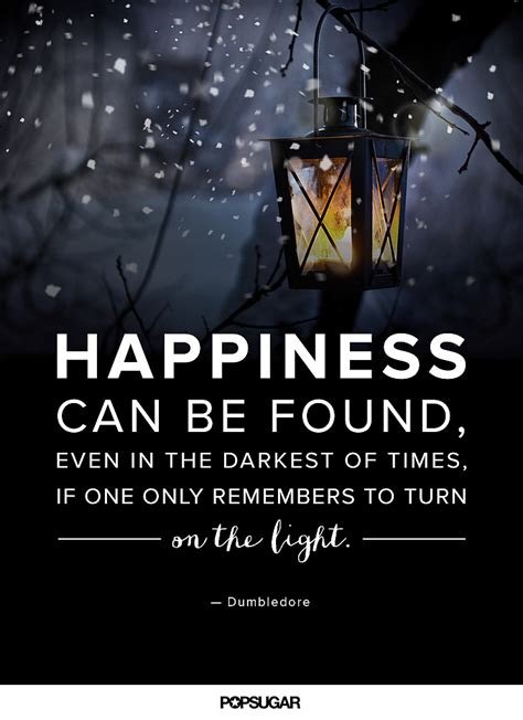if only books dumbledore quotes turn on the light quotesgram