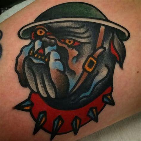 old school tattoo website 20 solid old school bulldog tattoos tattoodo