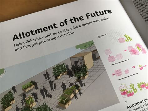 urban design journal allotment of the future featured in the urban design