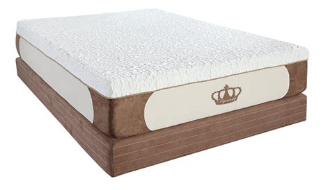 Gel Memory Foam Mattress King by 14 Quot Grand Coolbreeze Gel Memory Foam Mattress Cal King Size