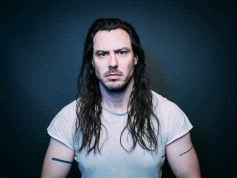 andrew w k fiend andrew w k announces new album the current